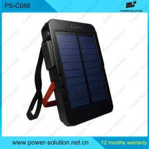 Reading Light Flashlight Solar Power Bank with Hanging Strap pictures & photos