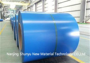 Roofing Metal/Color Coated Steel Coil/Galvanized Iron/Building Construction/PPGI Sheet pictures & photos