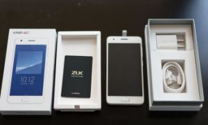 Zuk Z2 4GB RAM 64GB ROM 3500mAh Zui2.0 Smart Phone White Color pictures & photos