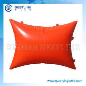 Polymer Cushion Pushing Air Bag for Wall Stone in Quarry pictures & photos