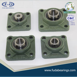 Pillow Block Bearing UCF202 China Professsional Manufaturer Chrome Steel Bearing pictures & photos