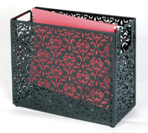 Metal Mesh Stationery Magazine Holder/ Office Desk Accessories pictures & photos