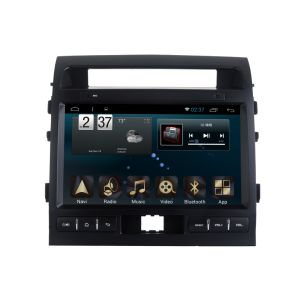 Android 6.0 System Car Navigation for Land Cruiser 10.1 Inch Touch Screen with GPS/WiFi/Bluetooth