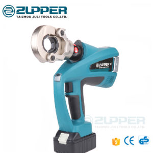 Bz-300 Battery Powered Hydraulic Crimping Tool for (16-300mm2) pictures & photos