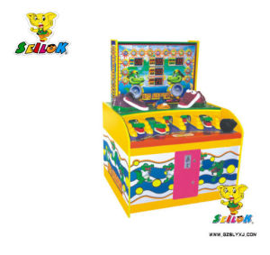 New Hitting Crocodile Hammer Beating Redemption Amusement Game Machine pictures & photos
