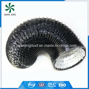 air conditioning flex duct. black combi pvc aluminum flexible duct for air conditioning system flex