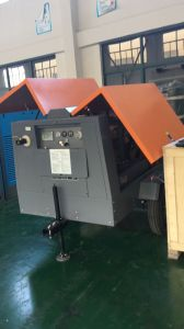 Portable Diesel Driven Industrial Screw Air Compressors (7m3/min-17m3/min) pictures & photos
