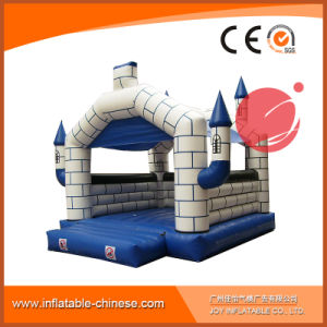 Blue Princess Inflatable Bouncy Castle for Kids Party (T2-004) pictures & photos