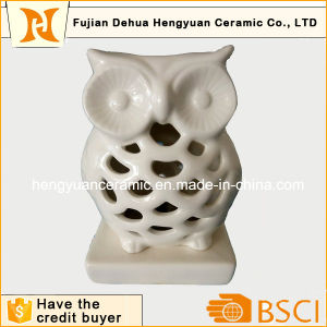Owl Shape Lamp Night Light Incense Burner pictures & photos