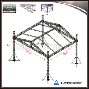 China cheap aluminum spigot performance truss structure for Cheap trusses for sale