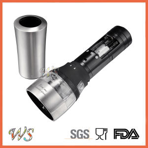 Ws-Pg023 Hot Sale Stainlesss Steel Electric Salt and Pepper Mill Spice Grinder pictures & photos