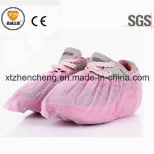 Disposible Anti-Slip Nonwoven Shoecovers