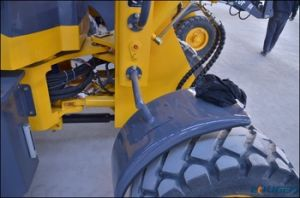 Eougem 1 Ton Zl10 Cheapest Wheel Loader Payloader Made in China pictures & photos