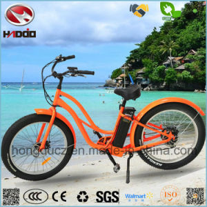 500W Electric Beach E-Bike Customized Scooter in China pictures & photos