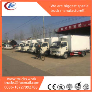 Frozen Trucks Cold Truck Refrigerated Truck for Sale pictures & photos