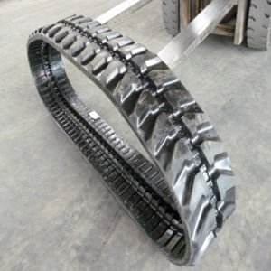 300*52.5k Contruction Machinery for Excavator Rubber Tracks pictures & photos