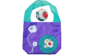 Foldable Gifts Shopping Bag Flowers Style, Reusable, Lightweight, Grocery Bags and Handy, Accessories & Decoration, Promotion, Tote Bags pictures & photos