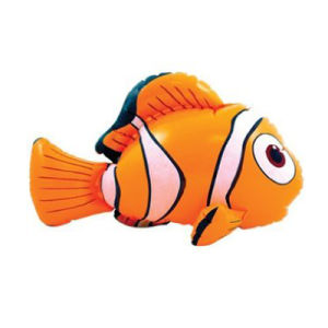 30cm Customized Pool Toy PVC Inflatable Small Fish pictures & photos