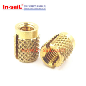 Bottom-Slotted Insert Nut with Outer-Twilled pictures & photos