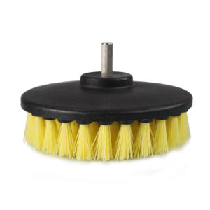 Electric Car Carpet Polishing Brush/Floor Cleaning Brush pictures & photos
