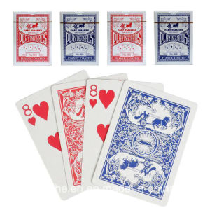 No. 988 Casino Paper Playing Cards/Standard Poker Cards pictures & photos