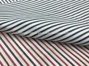 Yarn Dyed Cotton Tencel Blended Stripe Fabric-Lz8174 pictures & photos