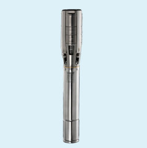 5in Stainless Steel Submersible DC Solar Pump System pictures & photos