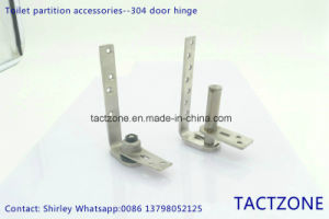 Top Quality Sanitary Ware Toilet Cubicle Partition Hardware Hinge pictures & photos