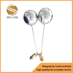 Brass Floating Ball Valve for Water pictures & photos