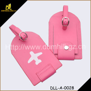 2016 Cheap Price Guangzhou Factory Fashion PU Luggage Tag pictures & photos