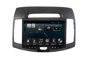 New Ui Android 6.0 Car Player for Hyundai Elantra 2015 with Car GPS