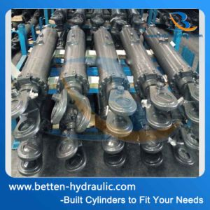 Dump Truck Telescopic Hydraulic Cylinder for Sale pictures & photos