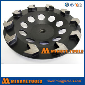 Diamond Grinding Disk for Stone Concrete Cutting pictures & photos