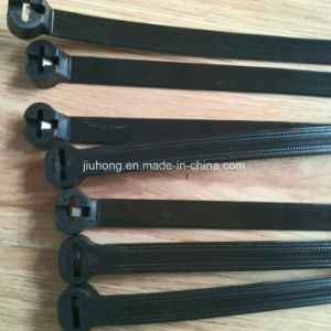 Nylon Cable Ties with Steel Barb pictures & photos