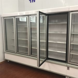 Under Counter Display Refrigerator, Glass Door Chest Freezer for Sale pictures & photos