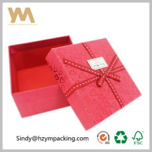 2017 Hot Sale Paper Wedding/Christmas Gift Box pictures & photos