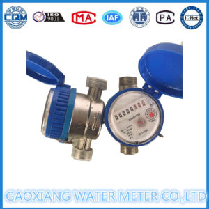 Single Jet Class B /C R80/R160 Cold or Hot Water Meter pictures & photos