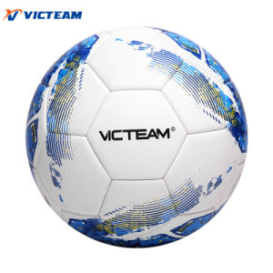 Original Official Size Weight Match Soccer Ball pictures & photos