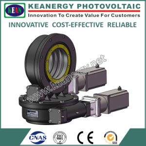 """ISO9001/Ce/SGS 7"""" Real Zero Backlash Slew Drive for PV Power pictures & photos"""
