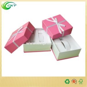 Colorful Gift Box with Satin Ribbon in Fashion Design (CKT-CB-152) pictures & photos