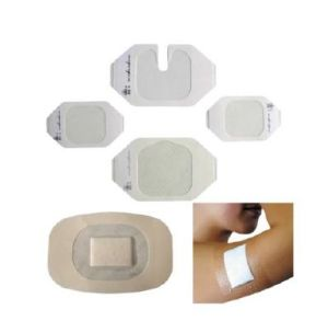 Waterproof Adhesive Wound Dressing/Film Dressing Detaining Needle Dressing pictures & photos
