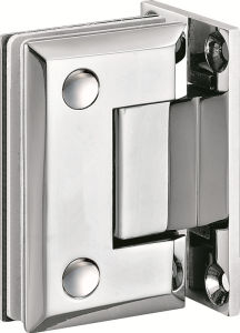 Hardware Frameless Shower Door Hinges pictures & photos