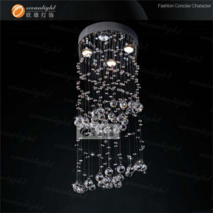 Hot Sale Crystal Pendant Light for Hotel and restaurant Om730 pictures & photos