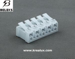 16A Plastic Terminal (P02-D4) pictures & photos