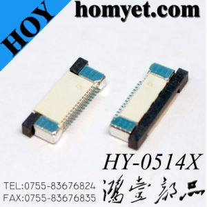 0.5mm Pitch, FPC/FFC Connector, Cable Connector pictures & photos