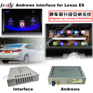 Android GPS Navigation System Video Interface for 2009-2011 Lexus Es Rx etc pictures & photos