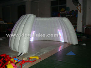 LED Lighting Inflatable Round Shape Wall for Trade Show pictures & photos