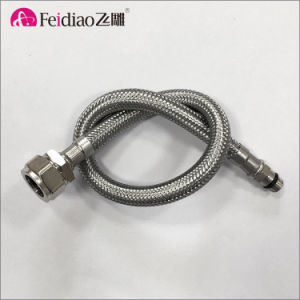 Low Price Durable Stainless Steel Knitted Flexible Hose pictures & photos