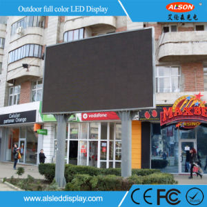 Stable Capability Outdoor P8 DIP LED Display Sign pictures & photos