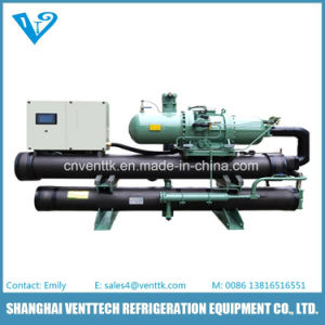 Water Cooled Screw Industrial Chiller Manufacturer pictures & photos